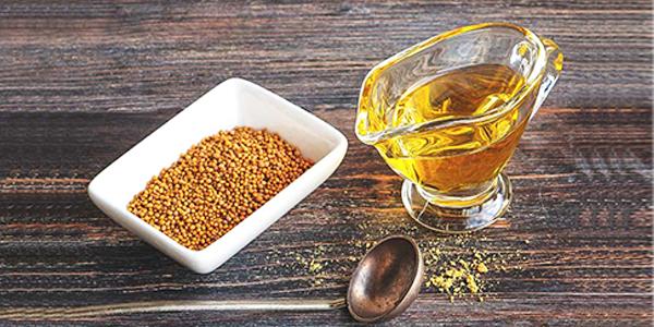 Top 4 Mustard Oil Benefits